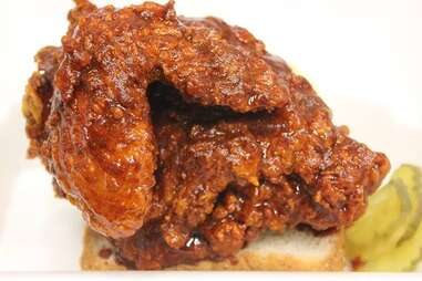 400 Degrees Hot Chicken
