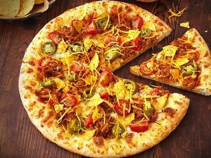 Pizza Hut South Korea taco pizza