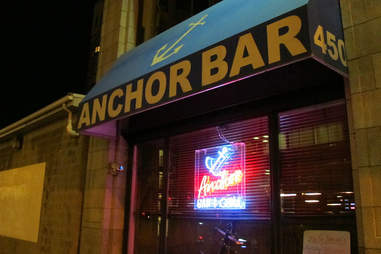 Anchor Bar People Mover Bar Crawl DET