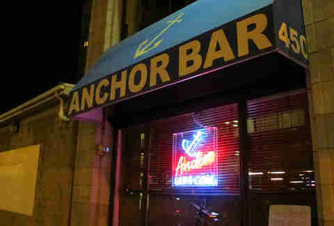 Anchor Bar People Mover Bar Crawl DET