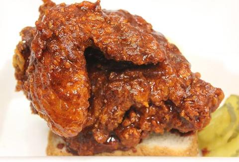 400 Degrees Hot Chicken Nash