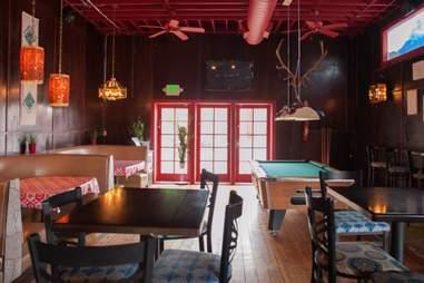 Inga's Alpine Lounge Summer Openings DEN