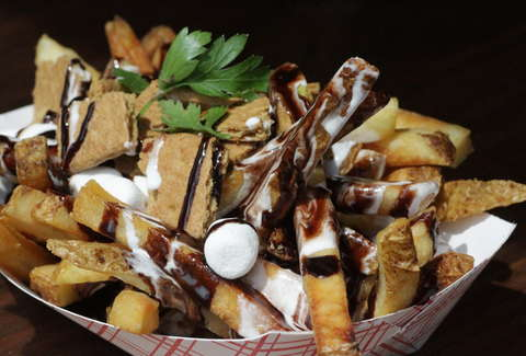 S'mores fries