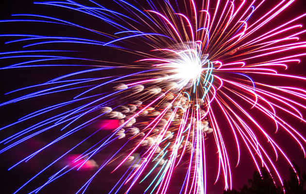 Your Hamptons 4th of July fireworks viewing guide
