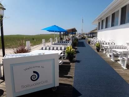 Saltwater Grill Hamptons