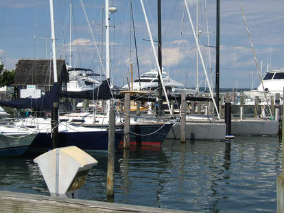 Sag Harbor Yacht Club Hamptons