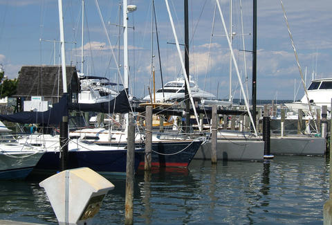 Sag Harbor Yacht Club Hamptons