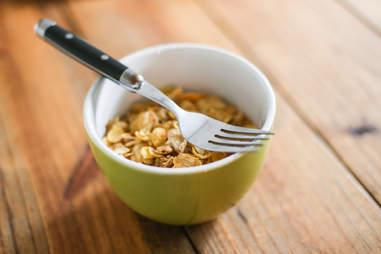 cereal fork
