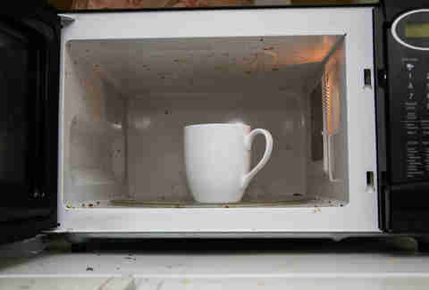 microwave coffee