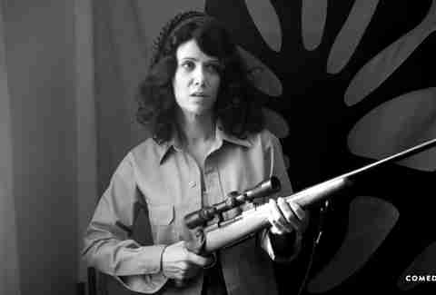 Kristen Wiig as Patty Hearst