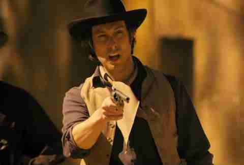 Timm Sharp as Billy the Kid