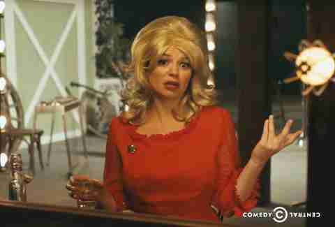 Casey Wilson as Dolly Parton
