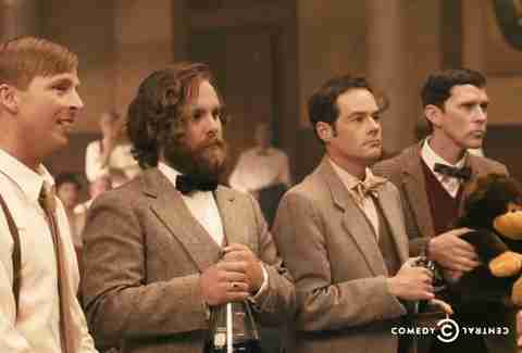 Drunk History Scopes Monkey Trial
