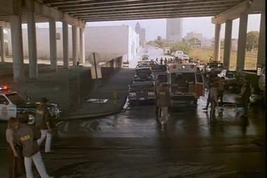 Overpass on Miami Vice