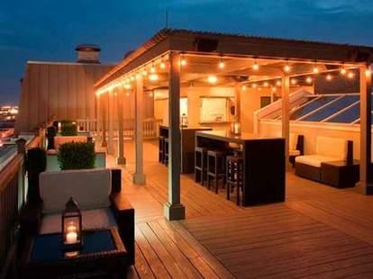 The Rooftop Bar HOU
