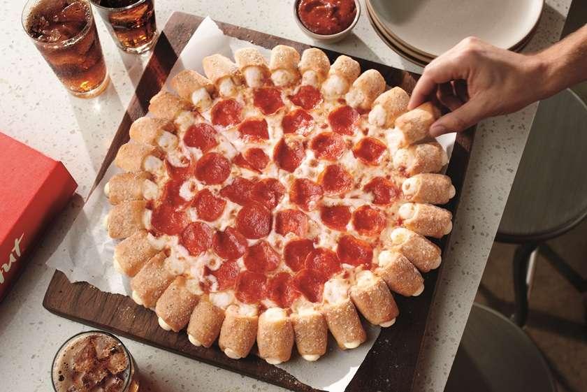 Pizza Hut Cheesy Bites Pizza Returns for TMNT - Thrillist