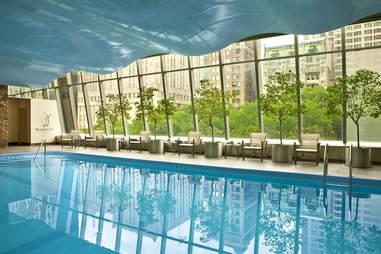 Best Rooftop Pools NYC