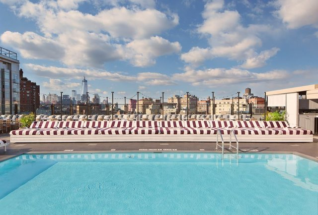 Best rooftop pools nyc - New york hotels with rooftop swimming pools ...
