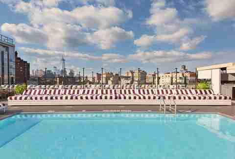 Best Rooftop Pools NYC