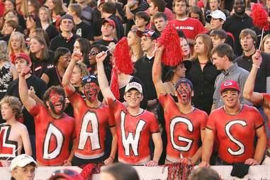 bulldogs fans