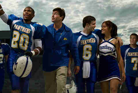 Friday Night Lights Best Fictional Characters HOU