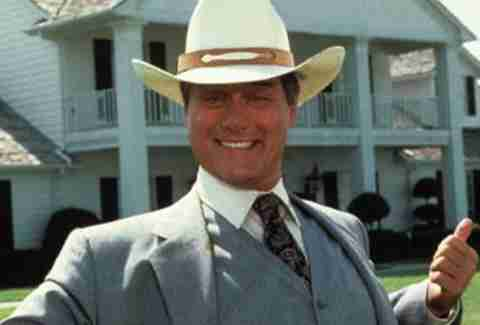 J.R. Ewing Best Fictional Characters HOU