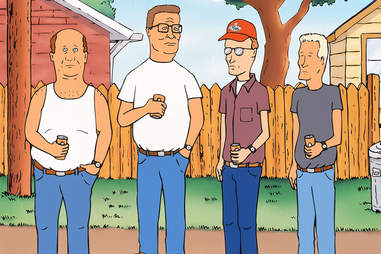 Hank Hill Best Fictional Characters HOU