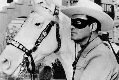 The Lone Ranger Best Fictional Characters HOU
