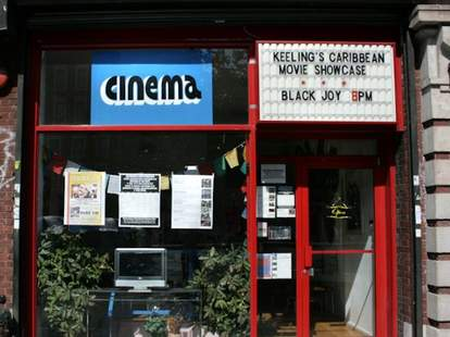 Maysles Cinema NY