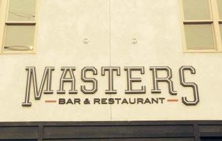 Masters Restaurant and Bar