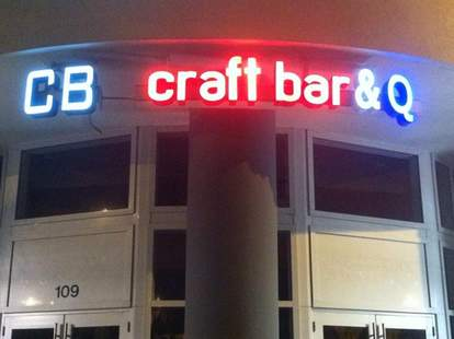 Craft Bar & Q