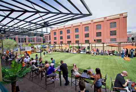 Viewhouse Best Patios DEN