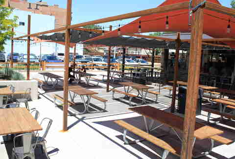 Illegal Pete's Best Patios DEN