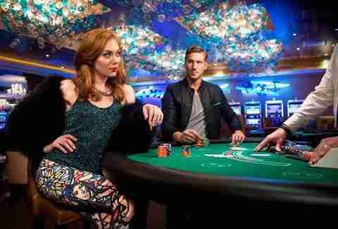 Work for casino and gamble at casino used casino card shufflers
