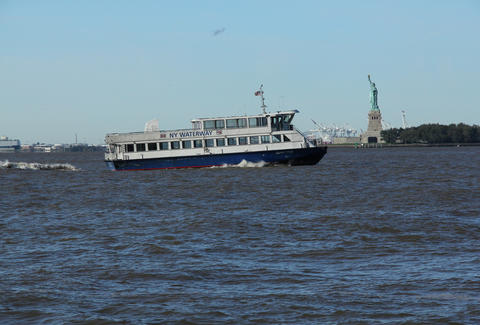 Manhattan Ferry Terminal NYC