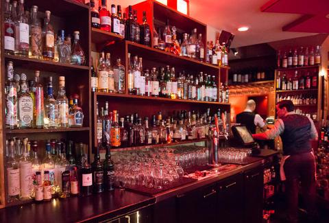 Zig Zag Cafe: A Seattle, WA Bar.