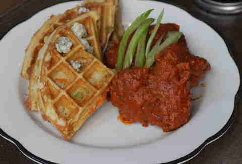 Chicken and Waffles NYC