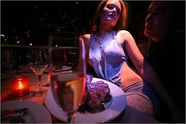 steak and stripper