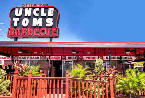 Uncle Tom's Barbecue Miami