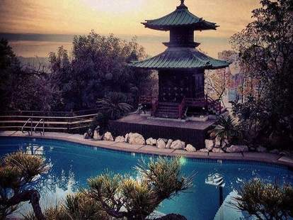 Pagoda Bar LA
