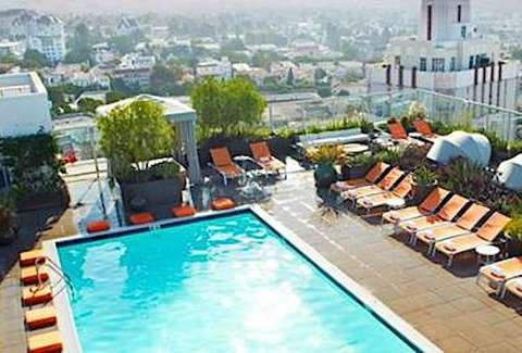 the sundeck at andaz west hollywood a los angeles ca bar. Black Bedroom Furniture Sets. Home Design Ideas