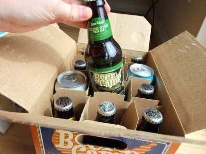 Sierra Nevada beer camp mix pack