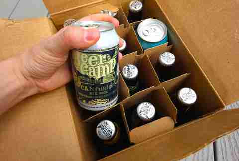 Sierra Nevada beer camp mix pack