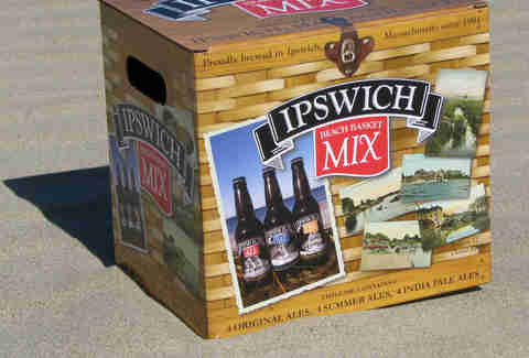 Ipswich Beach Basket Mix