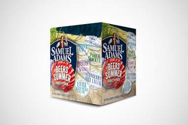 Sam Adams Beers of Summer