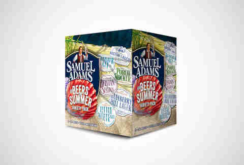 Sam Adams Beers of Summer