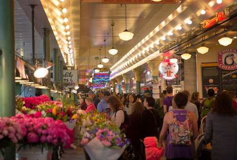 Pike Place Guide Best Bars And Restaurants Thrillist