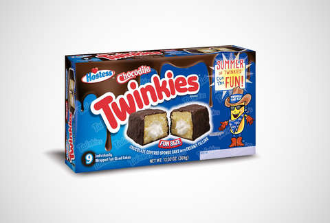 Chocodile Twinkies