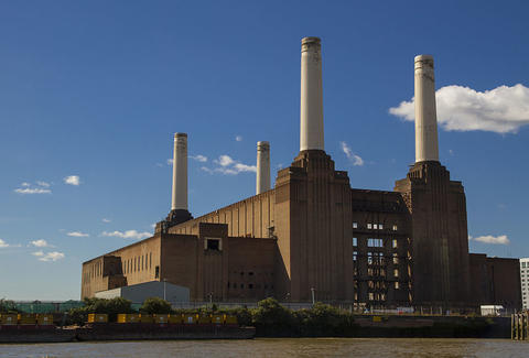 Battersea Power Station LON