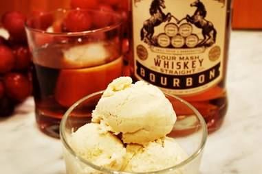 Booze Ice Cream Jubilee
